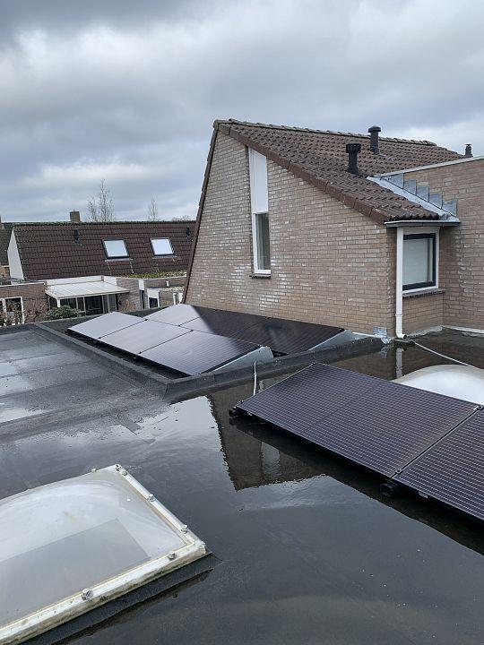 Zonnepanelen Veldhoven